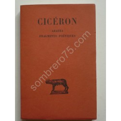 Ciceron Aratea Fragments...