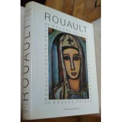 Rouault. L'Oeuvre Peint....