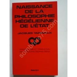 Naissance de la Philosophie...
