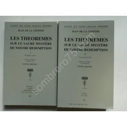 Les Théorèmes sur le Sacré...