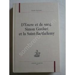 D'Encre et de Sang. Simon...