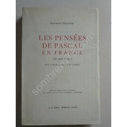 Les Pensées de Pascal en...