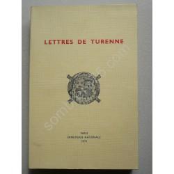 Lettres de Turenne. Suzanne...