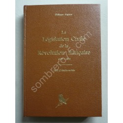 La Législation Civile de la...