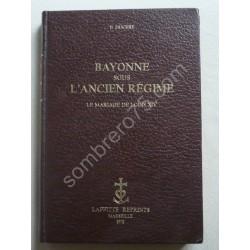 Bayonne sous l'Ancien...