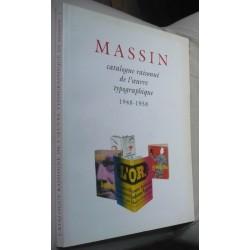 Massin Catalogue Raisonné...