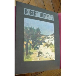Robert Humblot. Un homme...