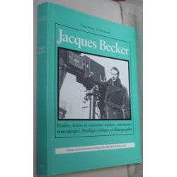 Jacques Becker. Etudes,...