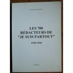 """Les 700 Rédacteurs de """"Je..."""