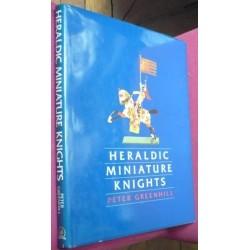 Heraldic Miniature Knights....
