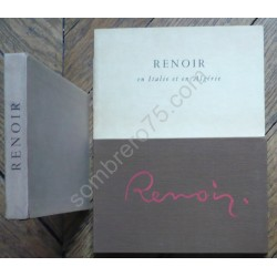 Carnet de Dessins. Renoir...