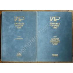 Vip Antilles Guyane 1989....