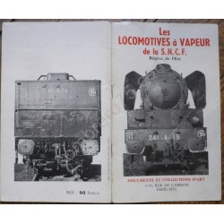 Les Locomotives à Vapeur de...
