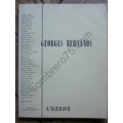 Georges Bernanos - L'Herne