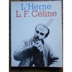L F Céline - L'Herne