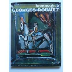 Hommage à Georges Rouault....