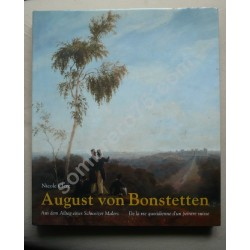 August von Bonstetten -...