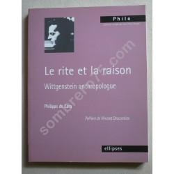 Le Rite et la Raison....