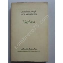 Hegeliana - Pierre Jean...