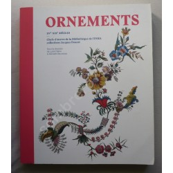 Ornements XVe-XIXe siècles...