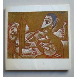 Picasso - Dessins en noir...