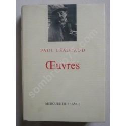 Oeuvres - Paul Léautaud