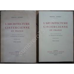 L'Architecture Cistercienne...