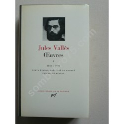 Oeuvres - Tome 1 - Jules...