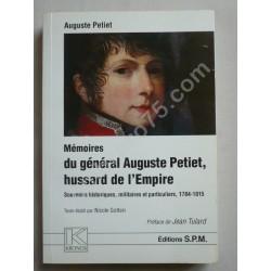 Mémoires du Général Auguste...