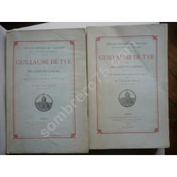 Guillaume de Tyr et ses...