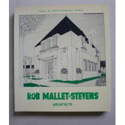 Rob Mallet Stevens -...