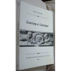 Esotérisme et Littérature -...