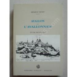 Avallon et l'Avallonnais -...