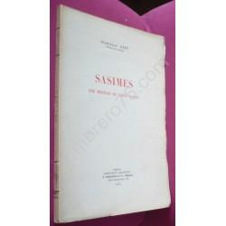 Sasimes - Une méprise de...