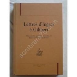 Lettres d'Ingres à...