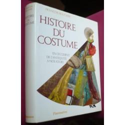 Histoire du Costume en...