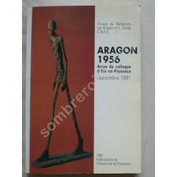 Aragon 1956 - Actes du...