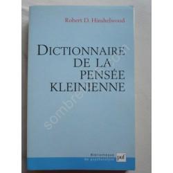 Dictionnaire de la Pensée...