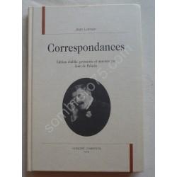 Correspondances. Jean...
