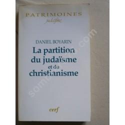 La Partition du Judaïsme et...